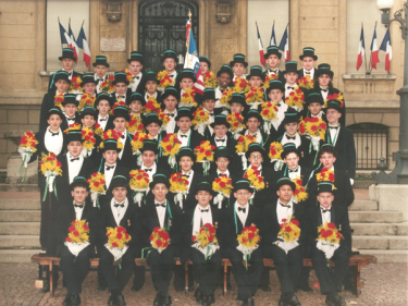 Photos officielles classe 1996