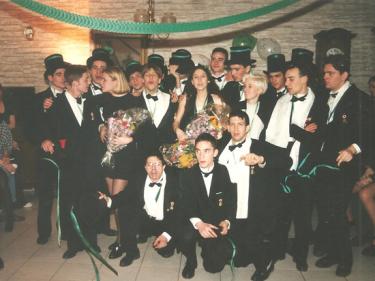 Manifestations classe 1996