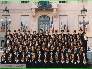 Photos officielles classe 2006