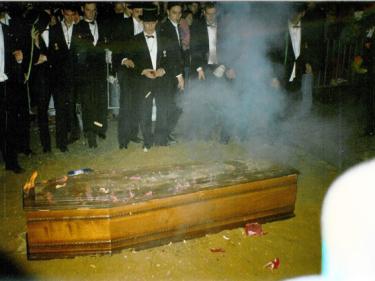 Enterrements classe 1996