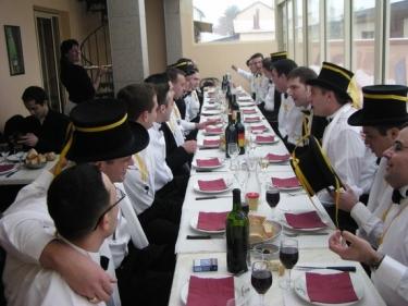 Banquets classe 1996