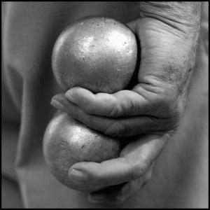 Concours de boule lyonnaise de l'Interclasse en 6