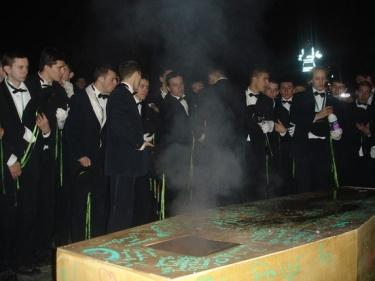 Enterrements classe 2006