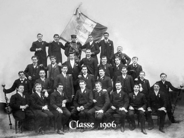 Photos officielles classe 1906