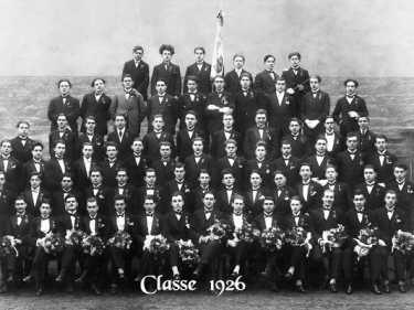 Photos officielles classe 1926