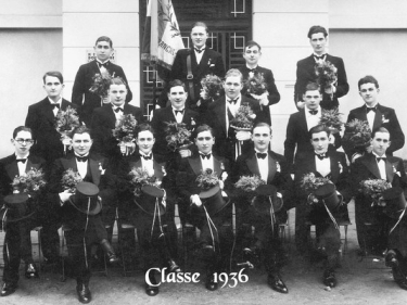 Photos officielles classe 1936