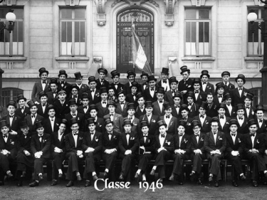 Photos officielles classe 1946