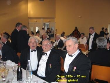 Banquets classe 1956