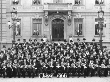 Photos officielles classe 1966