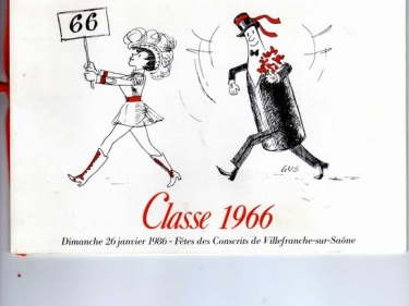 Banquets classe 1966