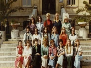 Manifestations classe 1976