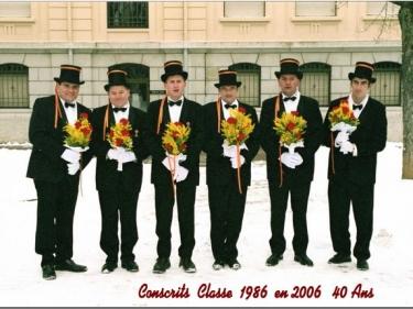 Vagues classe 1986