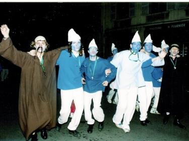 Retraites au flambeau classe 1996