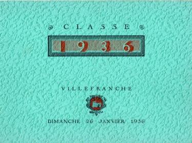 Vagues classe 1936
