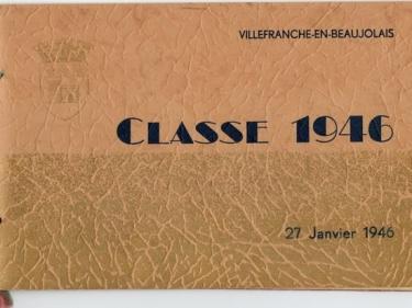 Enterrements classe 1946