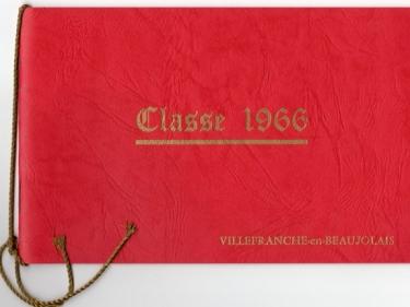 Enterrements classe 1966
