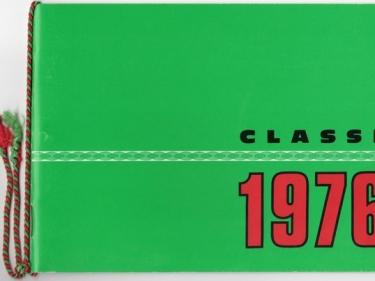 Enterrements classe 1976