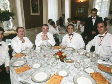 Banquets classe 1986